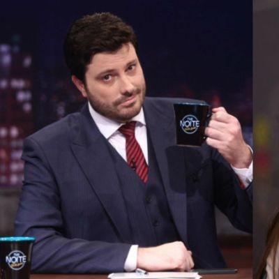Maisa rebate 'investida' de Danilo Gentili em adolescente