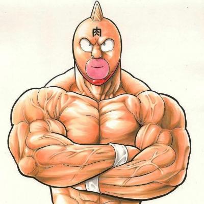 Os mais musculosos dos animes