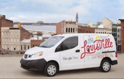 Google pagará quase US$ 4 milhões para Louisville por falha na instalação de fib