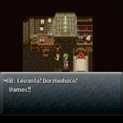 Diálogos em Chrono Trigger