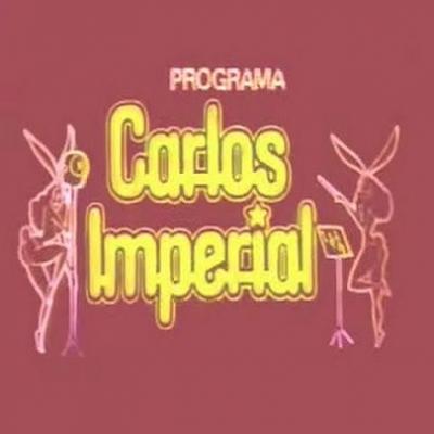 Programa Carlos Imperial - animava as noites de sábado da TV Tupi.
