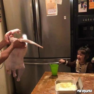 Como traumatizar uma criança