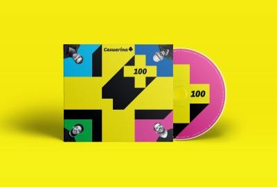 Casuarina volta forte com o álbum +100