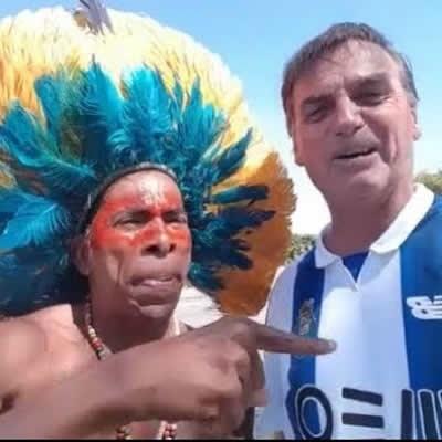 Ao falar em zoológico humano, Bolsonaro não comparou índios com bichos!