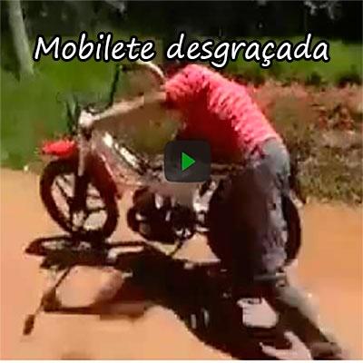 Mobilete desgraçada