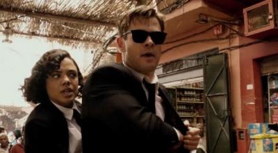 Chuva de trailer neste fim de ano: agora saiu o primeiro de 'MIB Internacional'