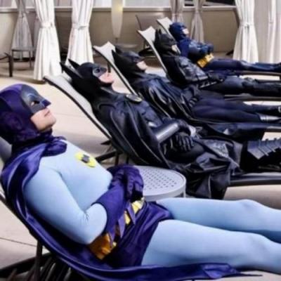 O Ben Affleck tem algo a ver com o Batman barriguinha?