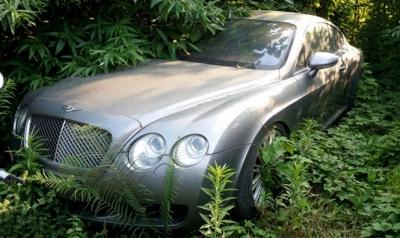 Conheça o cemitério de carros que possui mais de 200 veículos de luxo