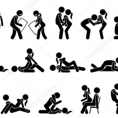 Posições sexuais para testar até o final do ano