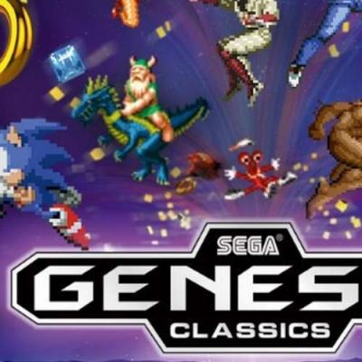 Jogos do Mega Drive para o Nintendo Switch