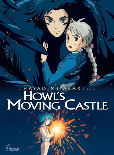 Crítica anime Howl's Moving Castle