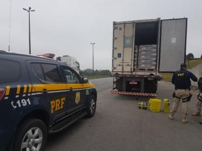Polícia apreende 4 toneladas de maconha por causa de erro de português