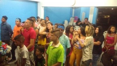 Nossa igreja em Belém do Pará