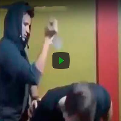 Técnicas contra ataques com facas
