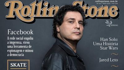 Versão brasileira da revista Rolling Stone sai de cena