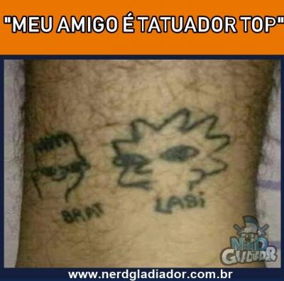 Tatuador Nível Easy