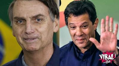 Compare os planos de governo de Jair Bolsonaro e Fernando Haddad e decida em que
