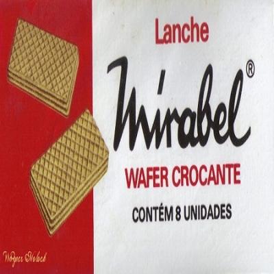 Lanche Mirabel -  muito popular entre a garotada das décadas de 70, 80 e noventa