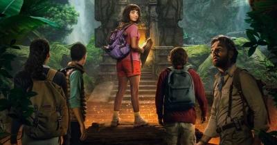 Veja o trailer do filme - Dora and the lost city of gold