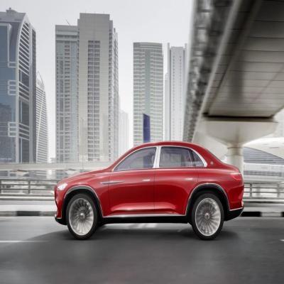 Conceito da Mercedes-Maybach surge na internet