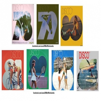 Coletânea Disco Som Livre - uma verdadeira viagem musical.