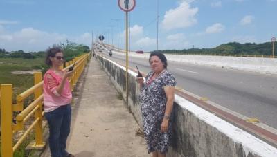 Evangélicos acampam em ponte e evitam 16 suicídios
