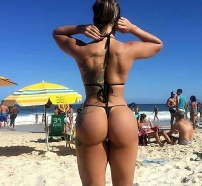 Por isso que acontece confusão na praia