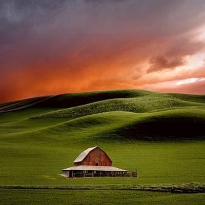 Fotografias de paisagens abstratas de Lisa Wood