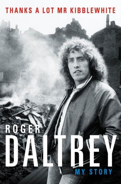 Autobiografia de Roger Daltrey ganha data de publicação