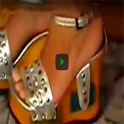 Sandália com gaveta, a mais nova moda feminina