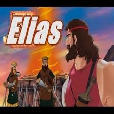 Desenhos Bíblicos - Profeta Elias - Alta Definição - Full HD