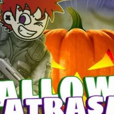 [Vídeo] CSGO do Halloween só um pouco atrasado