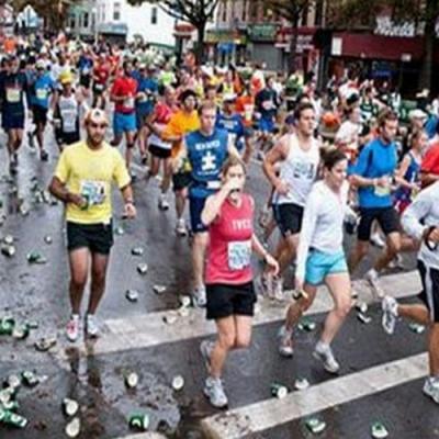 Maratona pra salvar a terra