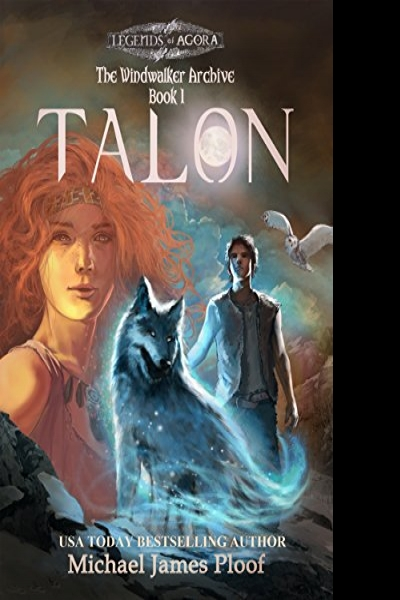 Resenha: Talon (The Windwalker Archive - Livro 1)