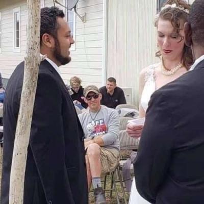 Aquela festa de casamento memorável