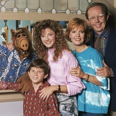 Os atores principais de Alf, O Eteimoso, antes e depois