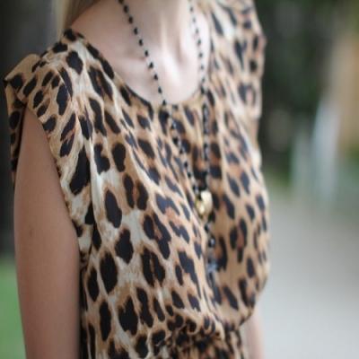 Como Ser Uma Linda Tigresa Vestindo Estampas de Leopardo
