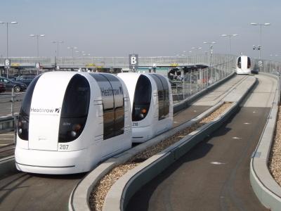 """Como viajar """"no futuro"""" no aeroporto de Heathrow"""