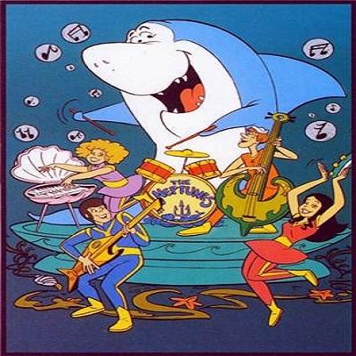 Tutubarão -  O desenho foi criado aproveitando o sucesso do filme Tubarão.