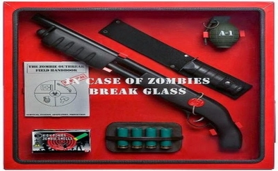 Loja online vende kit contra vampiros e zumbis