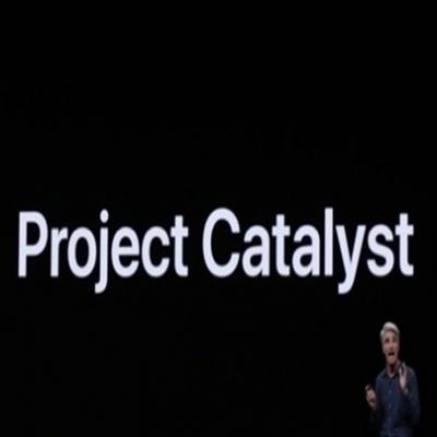Projeto Catalyst permite desenvolvimento