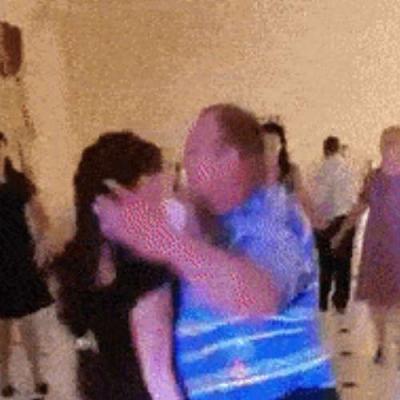 Parando a dança