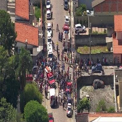 Terroristas invadem escola em Suzano/SP...E matam inocentes à sangue frio