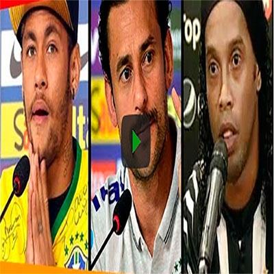 Cantadas de jogadores de futebol