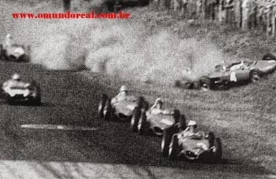 O tragico Grande Premio da Italia de formula 1 de 1961