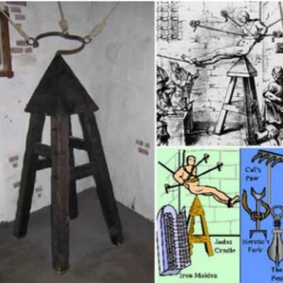 7 Métodos De Tortura Bastante Tensos!
