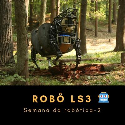 Conheça o robô de carga utilizado por soldados americanos!