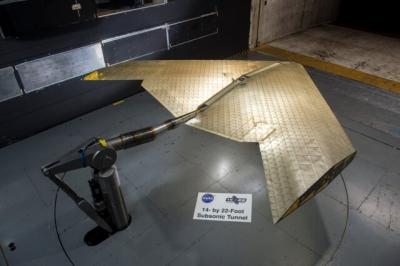 Engenheiros do MIT e da NASA demonstram um novo tipo de asa de avião