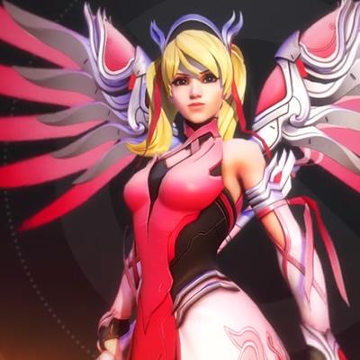Overwatch e combate ao câncer de mama