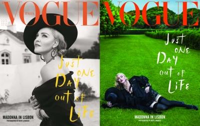 Madonna chega aos 60